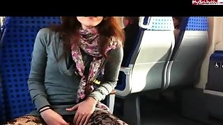 Hot MILF Public Masturbation
